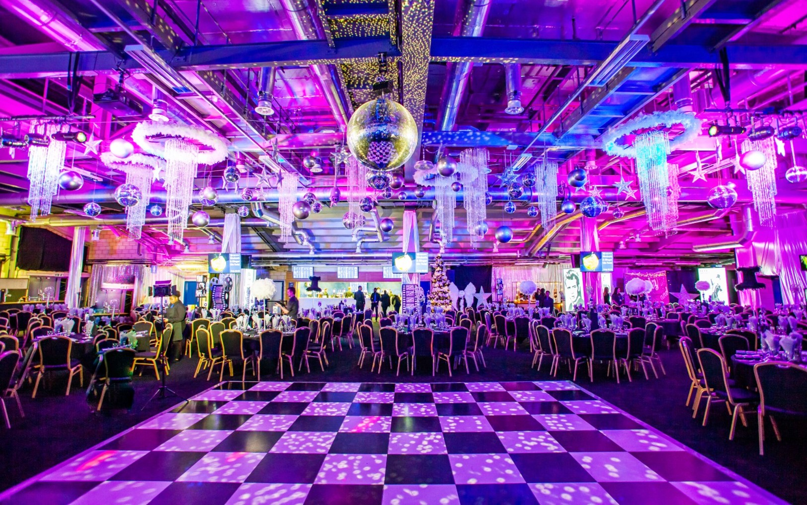 Edgbaston Events launch Christmas Party packages for 2021