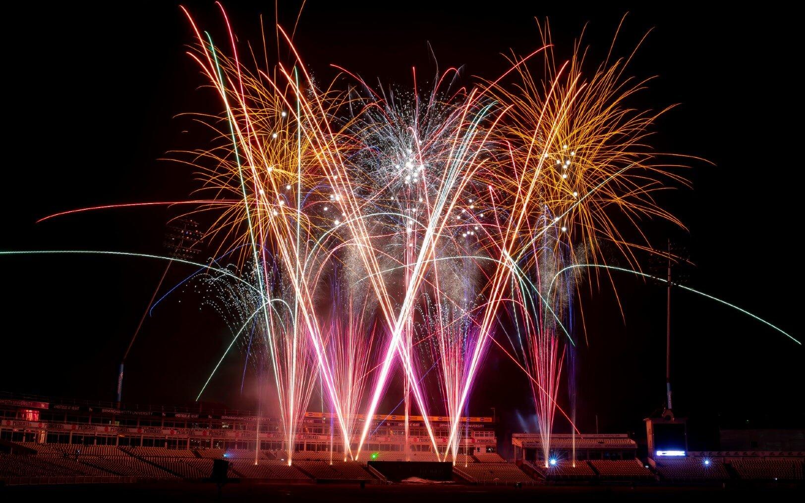 Edgbaston confirm return of Fireworks Spectacular & Fun Fair for 2021