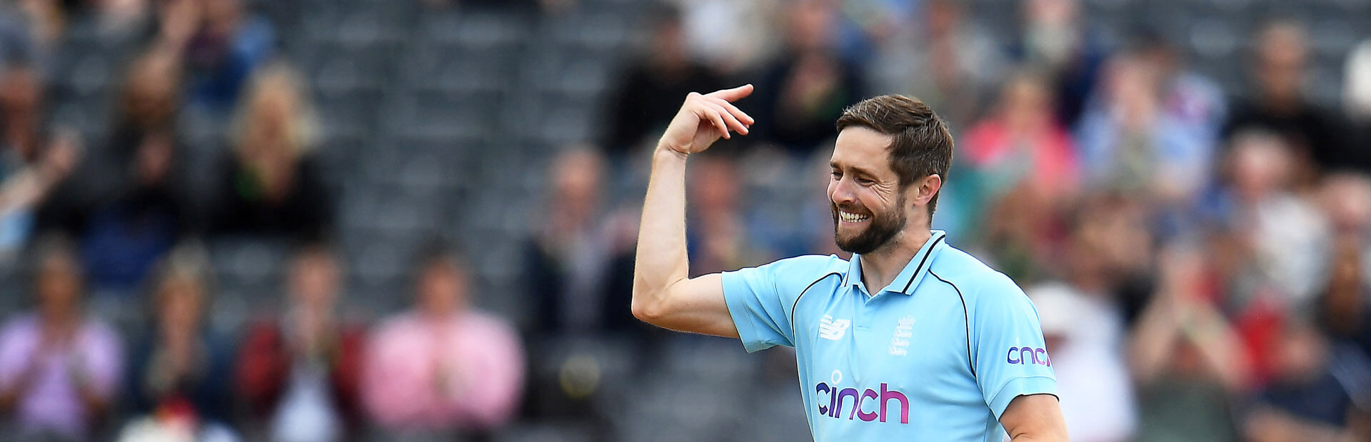 Woakes attains career-best third position in MRF Tyres ICC Men's ODI Player Rankings