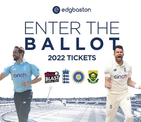 Enter the Ballot 2022