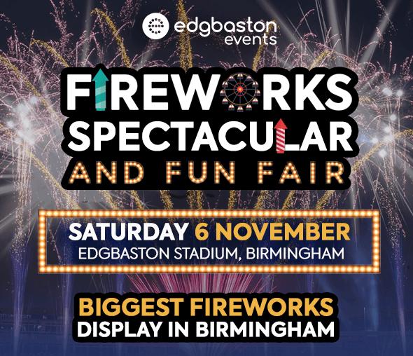 Fireworks Spectacular & Fun Fair 2021
